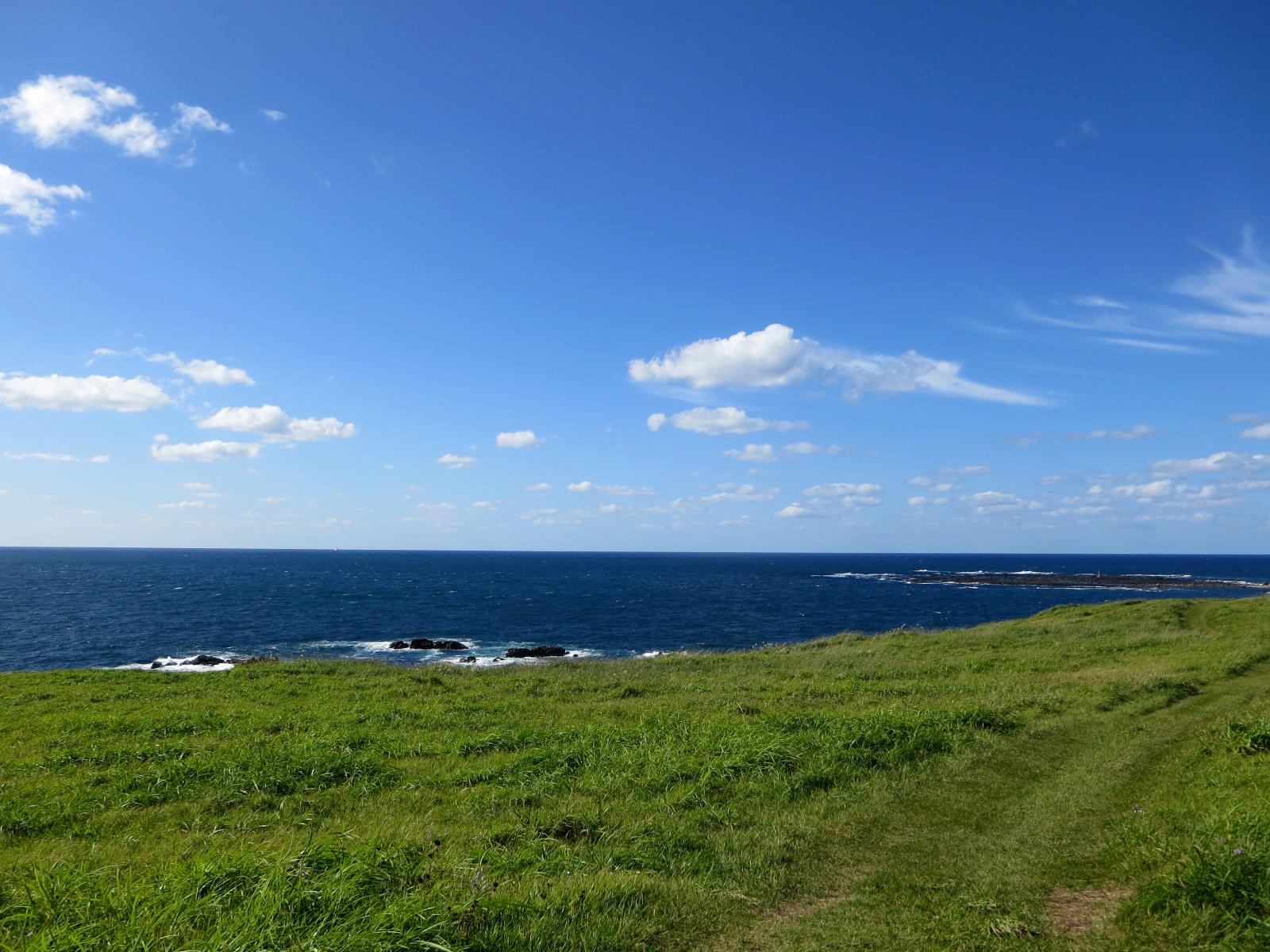 男鹿入道崎からの眺め03
